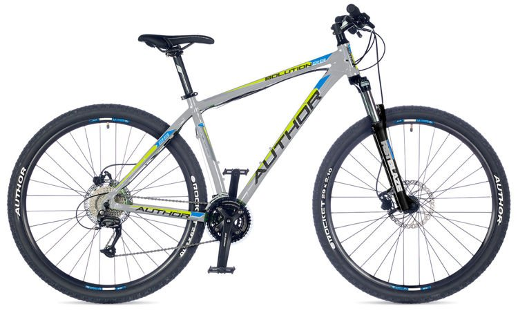 "Rower górski MTB Author Solution 29"" 2018"