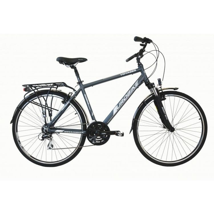 Rower trekkingowy Eurobike Voyager 0.2 2017