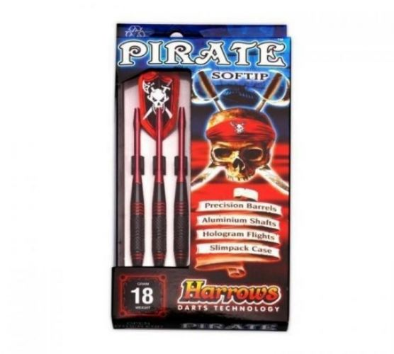 Rzutki Harrows Pirate 18 gr.