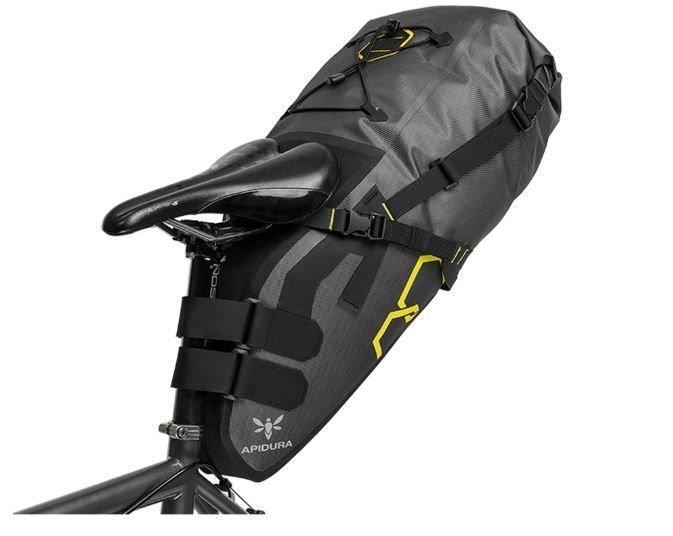 Sakwa siodłowa Apidura Expedition Saddle Pack 17L