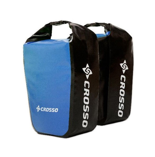 Sakwy rowerowe Crosso Dry Small 30l Adventure Click System