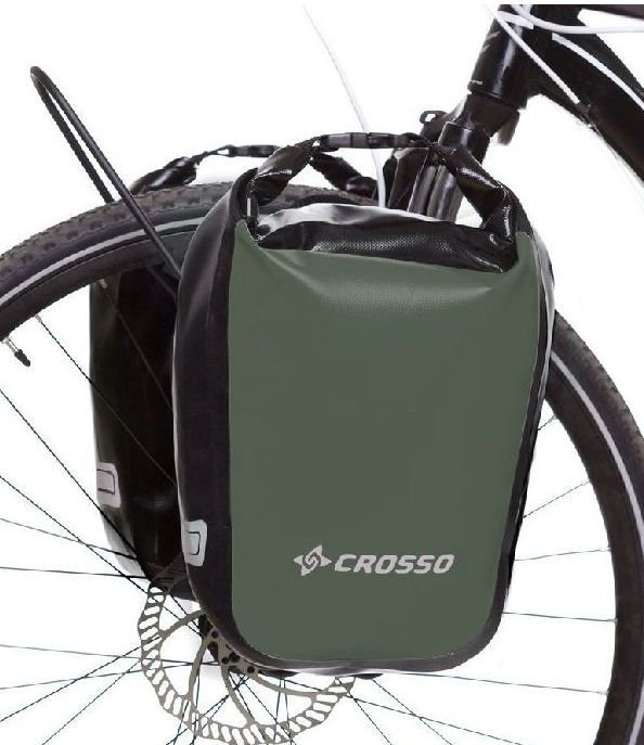 Sakwy rowerowe Crosso Dry Small 30l Click System