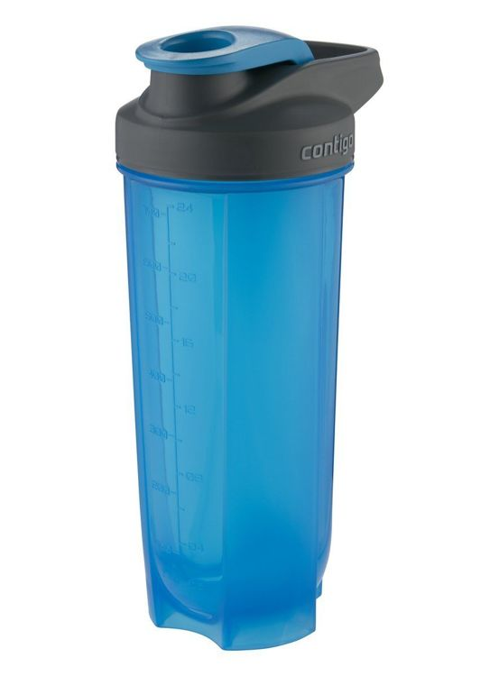 Shaker do odżywek Contigo Shake&Go Fit 820 ml - carolina blue