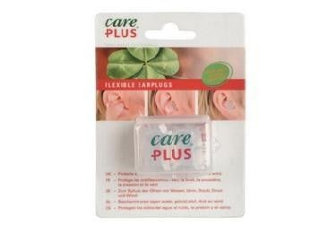 Silikonowe zatyczki do uszu (Stopery) - Care Plus - Flexible Earplugs