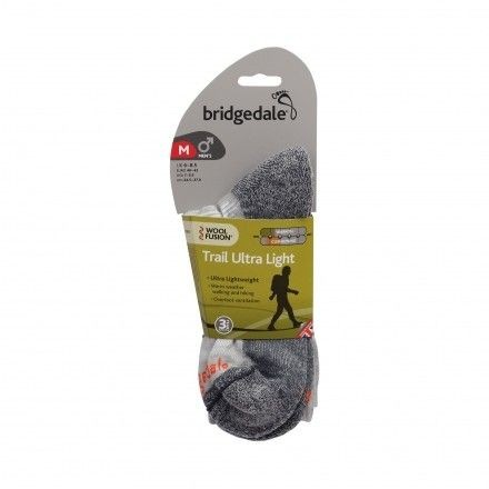 Skarpety Bridgedale WoolFusion Trail Ultra Light