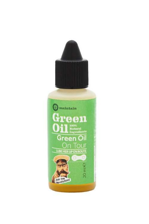 Smar do łańcucha Green Oil On Tour 20ml