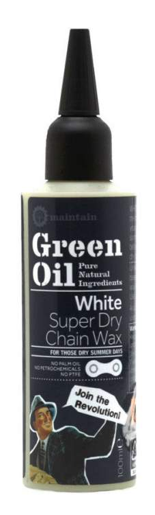Smar do łańcucha Green Oil White Super Dry 100ml
