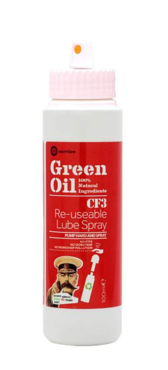 Smar z atomizerem Green Oil CF3 100ml
