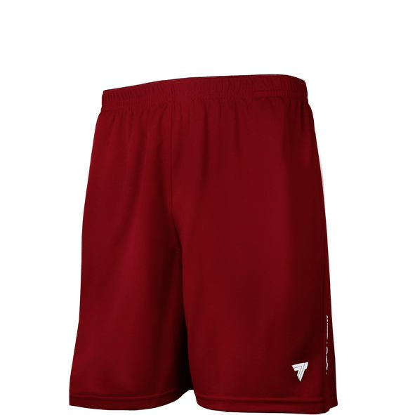 Spodnie Trec Nutrition MEN'S TREC WEAR - COOL TREC 002 - SHORT PANTS/MAROON