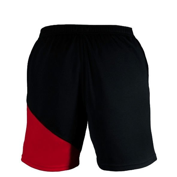 Spodnie Trec Nutrition MEN'S TREC WEAR - CROSSTREC 001 - SHORTPANTS/BLACK-RED