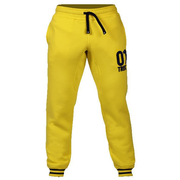 Spodnie Trec Nutrition MEN'S TREC WEAR - PANTS 036/LEMON