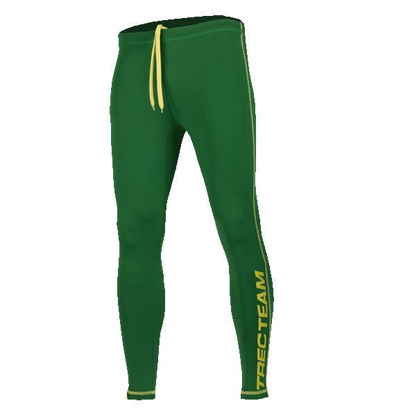 Spodnie Trec Nutrition MEN'S TREC WEAR - PRO PANTS 005/GREEN
