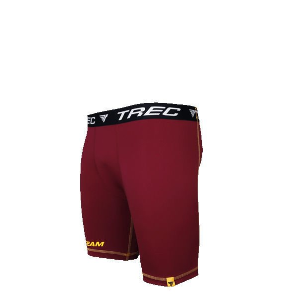 Spodnie Trec Nutrition MEN'S TREC WEAR - TREC TEAM - PRO SHORT PANTS 005/MAROON