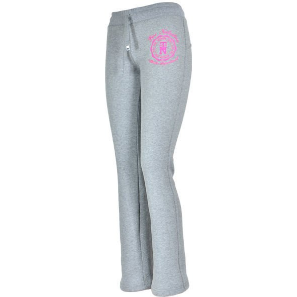 "Spodnie Trec Nutrition WOMEN'S TREC WEAR - PINK LOGO ""TN"" ATHLETIC DEPARTMENT - PANTS 023/MELANGE"