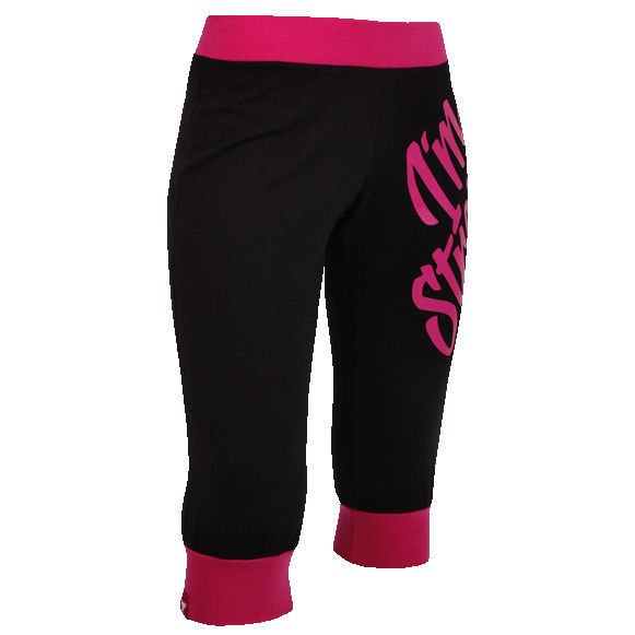 Spodnie Trec Nutrition WOMEN'S TREC WEAR - TRECGIRL 002 - 3/4 PANTS/BLACK