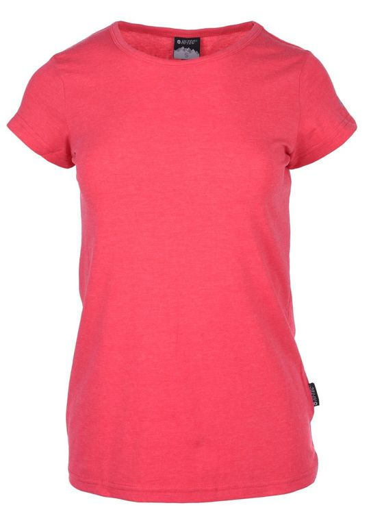 T-shirt damski Hi-Tec Lady Plain