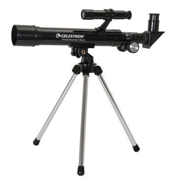 Teleskop Celestron PowerSeeker 40AZ Table Top