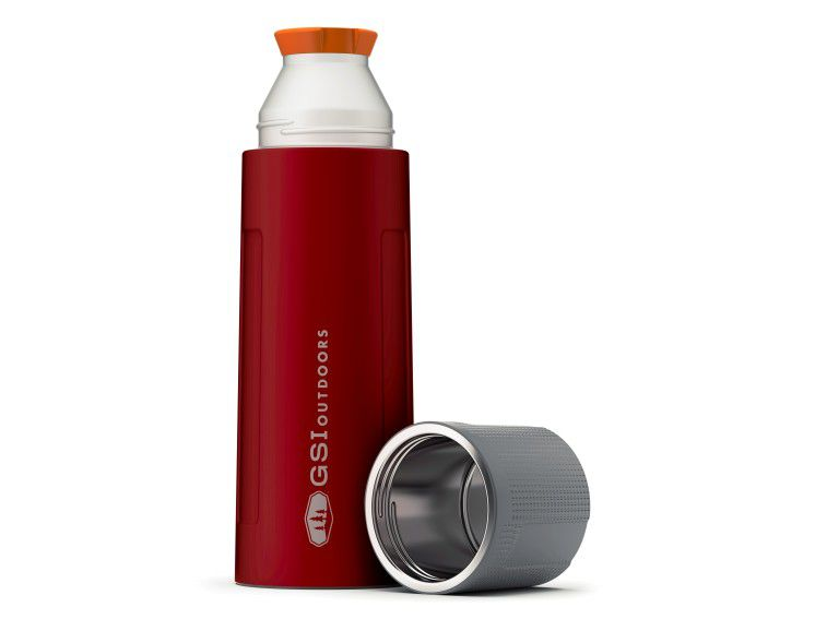Termos GSI Outdoors Glacier Stainless Vacuum Bottle 1 L
