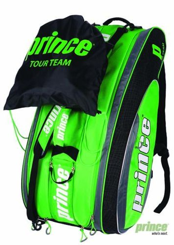 Torba Prince 12 Pack Tour Team Green