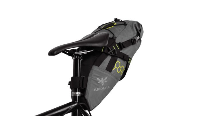 Torba podsiodłowa Apidura Backcountry Saddle Pack 11L