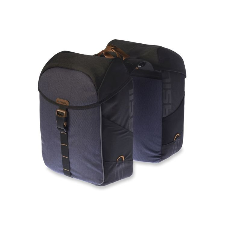 Torby boczne Basil Miles Double Bag 32 L