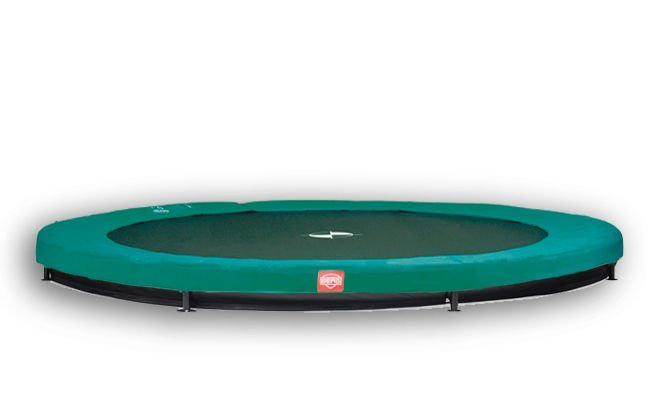 Trampolina Berg InGround Favorit 380