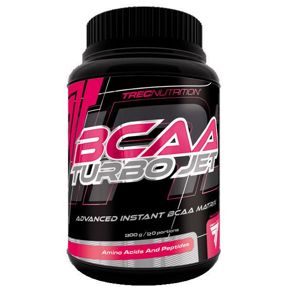Trec Nutrition BCAA Turbo Jet 200 g