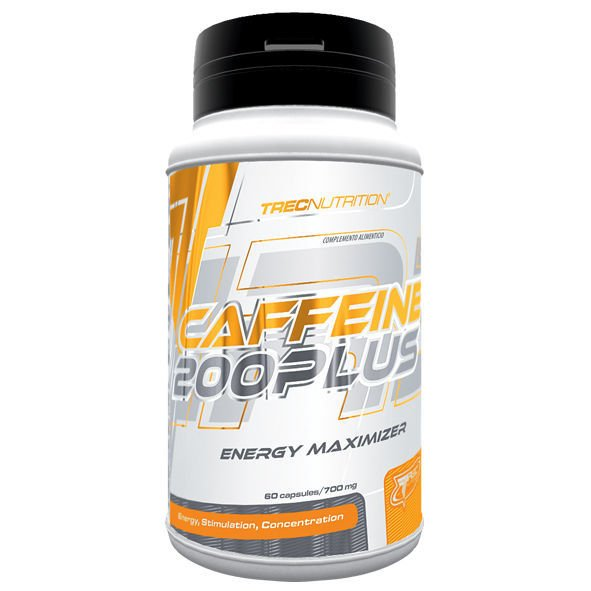 Trec Nutrition Caffeine 200 Plus - 60 cap