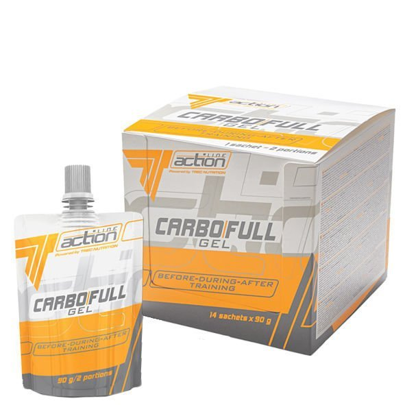 Trec Nutrition Carbo Full Gel 90 g x 14 szt.