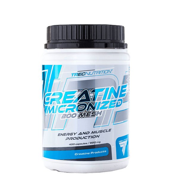 Trec Nutrition Creatine Micronized 200 Mesh 400 kap.