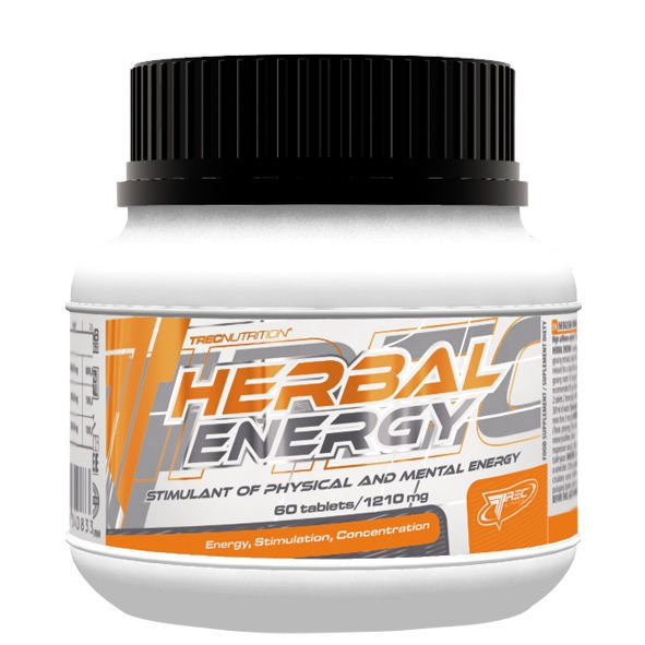 Trec Nutrition Herbal Energy 60 tab