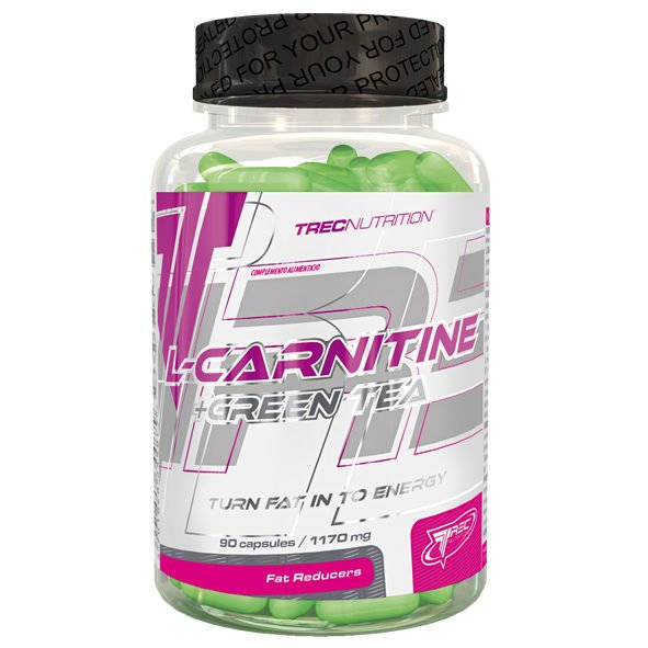 Trec Nutrition L-Carnitine + Green Tea 90 cap