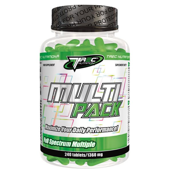 Trec Nutrition Multi Pack 240 tab