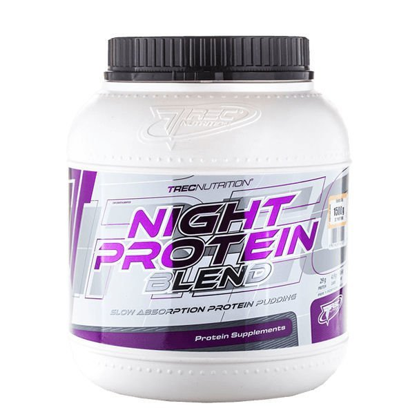 Trec Nutrition Night Protein Blend 1500 g