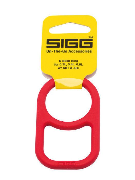 Uchwyt SIGG D-Neck Ring Red 8475.50
