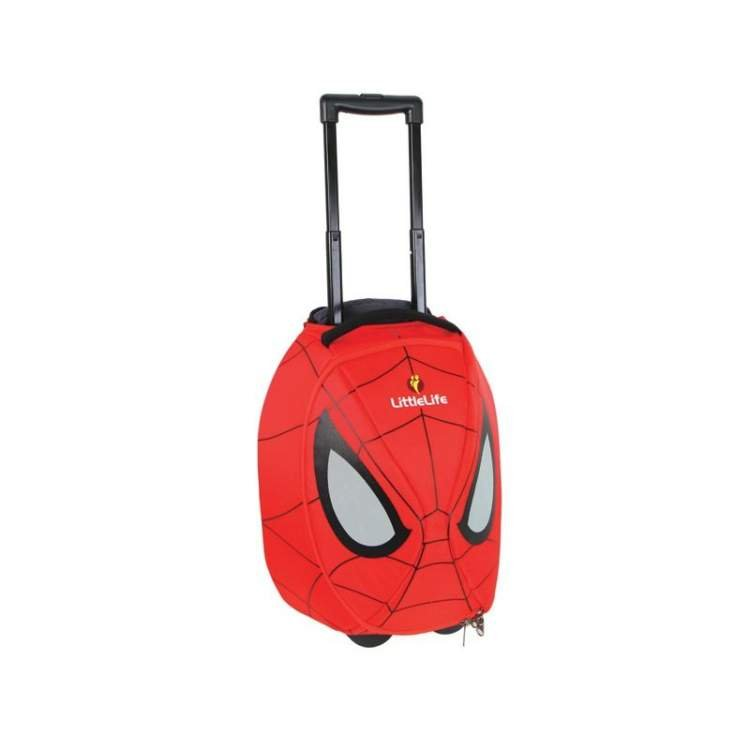 Walizka LittleLife Spiderman