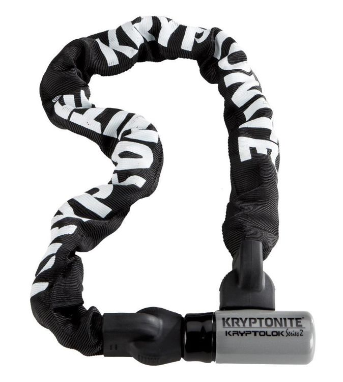 Zapięcie rowerowe Kryptonite Kryptolok Series 2 Integrated Chain 95 cm