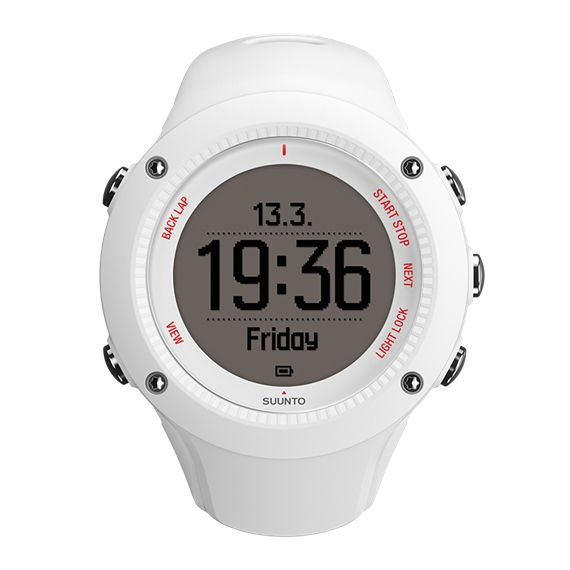Zegarek Suunto Ambit3 Run White