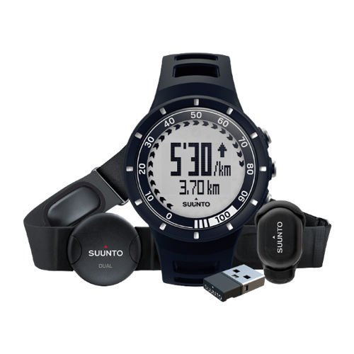 Zestaw do biegania Suunto Quest Black Running Pack