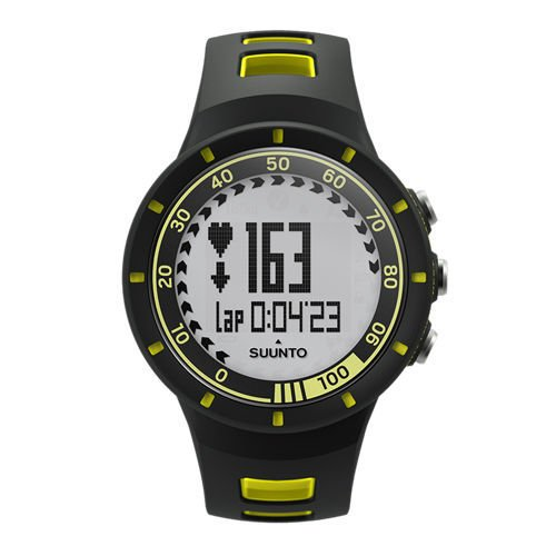 Zestaw do biegania Suunto Quest Yellow Running Pack