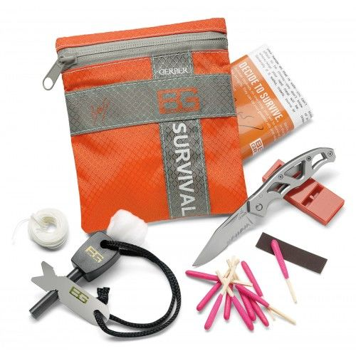 Zestaw surwiwalowy Gerber Bear Grylls Survival Basic Kit