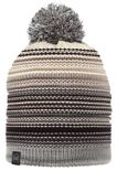 Buff Czapka Knitted & Polar Neper Grey